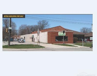 Commercial/Industrial For Sale: 21707 Harper