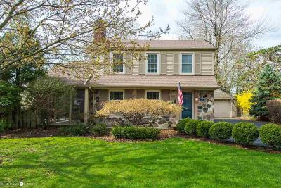 Grosse Pointe Woods Single Family Home Pending: 1791 Hawthorne Rd