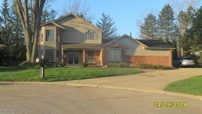 Fraser Single Family Home For Sale: 15902 Princeton Ct.
