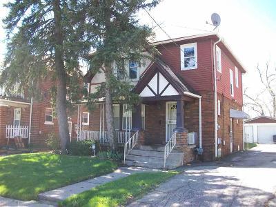 Pontiac Single Family Home For Sale: 77 N Sanford