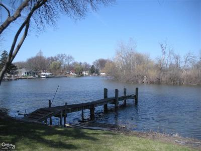 Harrison Twp Residential Lots & Land For Sale: 39641 Duluth