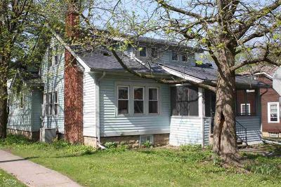 Romeo, Richmond Single Family Home For Sale: 250 W Lafayette St