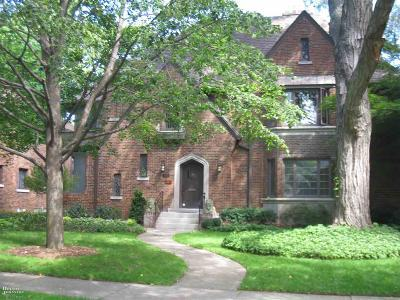 Grosse Pointe Multi Family Home For Sale: 480 Neff