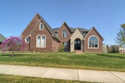 Rochester Hills Single Family Home For Sale: 54134 Deer Ridge