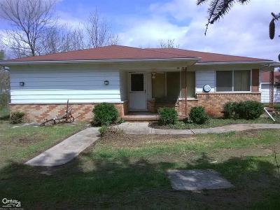 Richmond Single Family Home For Sale: 33555 Armada Ridge Rd