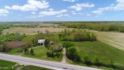 Residential Lots & Land For Sale: 61551 Gratiot
