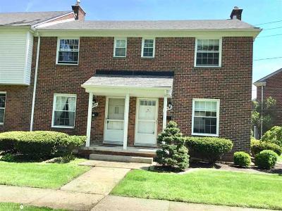 Saint Clair Shores Condo/Townhouse For Sale: 22954 Gary Lane