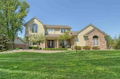 Rochester Hills Single Family Home For Sale: 1440 Otter Dr