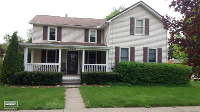 Armada, Armada Twp Single Family Home For Sale: 74321 1st