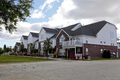 Warren Condo/Townhouse For Sale: 8337 Town Center Circle