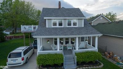 Harrison MI Single Family Home For Sale: $369,000
