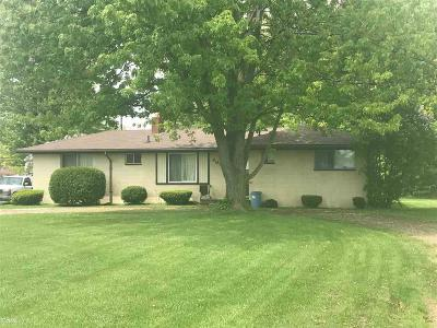 Macomb Multi Family Home For Sale: 46127 Jefferson