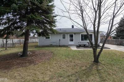 Troy Single Family Home For Sale: 2046 Cecil Dr.