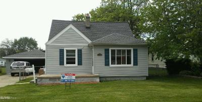 Roseville Single Family Home For Sale: 27845 Floral