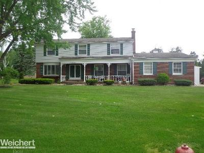 Shelby Twp Single Family Home For Sale: 52348 Scotch Pine Ct.