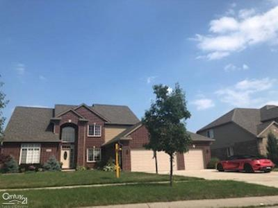 Harrison Twp Single Family Home For Sale: 39722 W Offshore