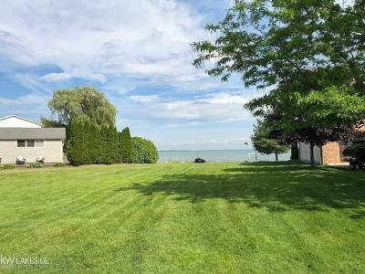 Harrison Twp Residential Lots & Land For Sale: 37569 Church