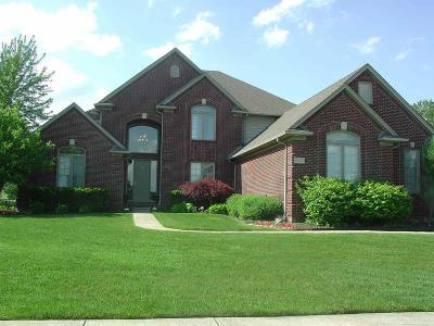 Washington Twp Single Family Home For Sale: 13359 Burningwood