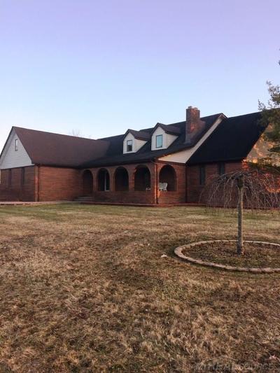 Richmond Single Family Home For Sale: 35800 Big Hand
