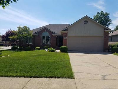 Chesterfield  Single Family Home For Sale: 51325 Sunset