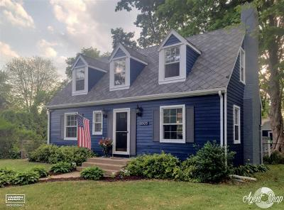 Saint Clair  Single Family Home For Sale: 1005 N 4th St