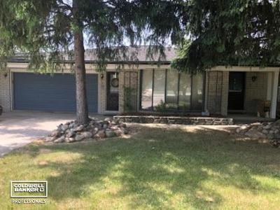 Richmond Single Family Home For Sale: 29280 Armada Ridge Road