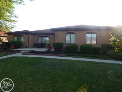 Clinton Township Single Family Home For Sale: 38759 Levisham