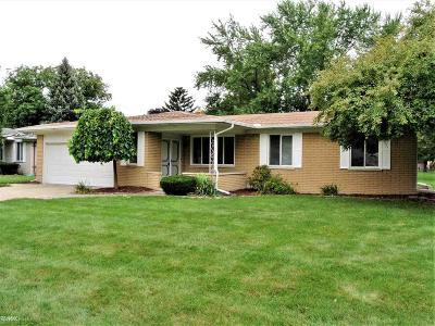 Clinton Township Single Family Home For Sale: 39247 Cadborough