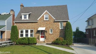 Marysville Single Family Home For Sale: 63 Gratiot