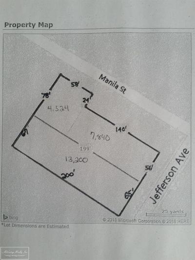 Harrison Twp Residential Lots & Land For Sale: 34381 Jefferson