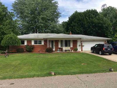Macomb Single Family Home For Sale: 50816 Linda Ln