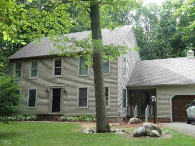 Lapeer Single Family Home For Sale: 8011 Lantern Dr.