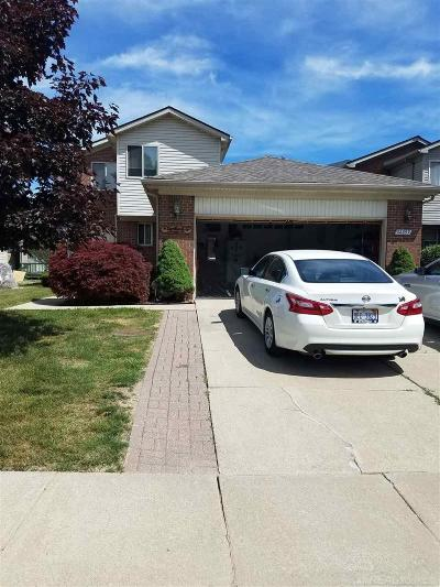 Macomb Condo/Townhouse For Sale: 32897 Birchwood