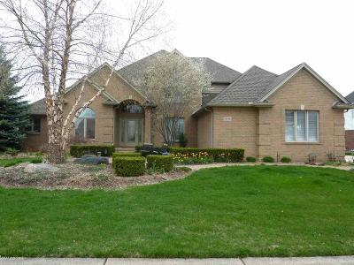 Sterling Heights Single Family Home For Sale: 5086 Maceri Circle