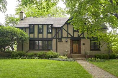 Grosse Pointe Park Single Family Home For Sale: 1387 Bishop