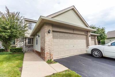 Utica Condo/Townhouse For Sale: 12270 Noonan