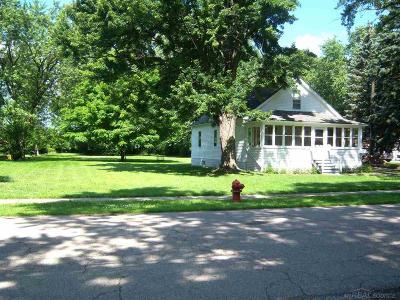 Fraser Single Family Home For Sale: 31119 York