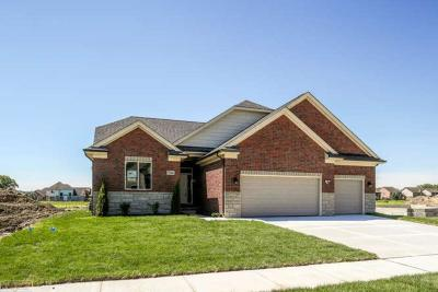 Macomb Twp Single Family Home For Sale: 17064 Pienza Drive