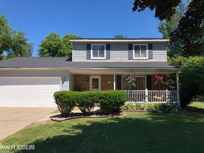 Fort Gratiot Single Family Home For Sale: 3544 Old Farm Lane