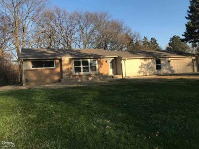 Single Family Home For Sale: 2425 Emerson