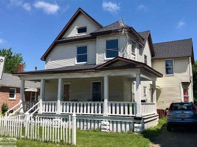St. Clair Multi Family Home For Sale: 1509 Lapeer