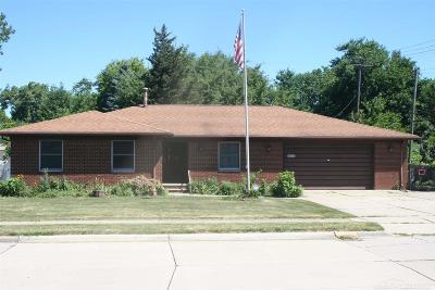 Roseville Single Family Home For Sale: 19557 McGill