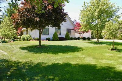 Single Family Home For Sale: 5059 White Pine