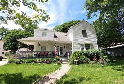 Romeo, Richmond Single Family Home For Sale: 357 Prospect
