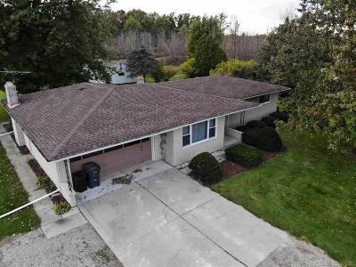 Romeo, Richmond Single Family Home For Sale: 77355 Cryderman