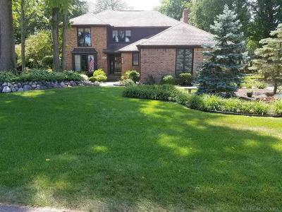 Shelby Twp Single Family Home For Sale: 13928 Timberview