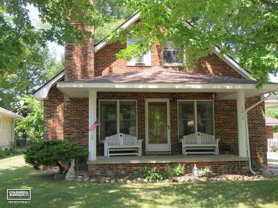 Saint Clair Single Family Home For Sale: 4210 Violet