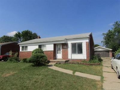 Warren Single Family Home For Sale: 29711 Schoenherr