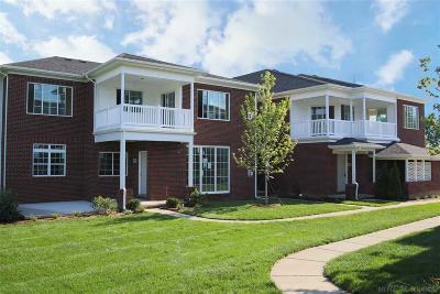 Washington Condo/Townhouse For Sale: 6994 Boulder Pointe Drive