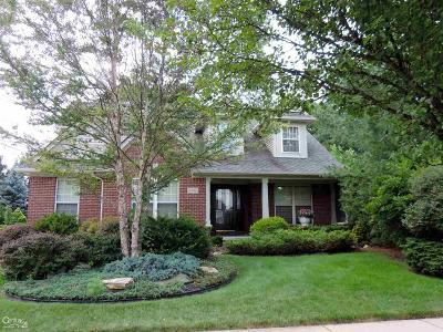 Sterling Heights Single Family Home For Sale: 4786 Sunderland